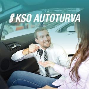 KSO Autoturva - vaihtoautoihin, myös tuontiautoihin - voimassa 12 kk ilman km rajoitusta - jopa 8 vuotiaisiin ja max 180 tkm ajettuihin autoihin - vain 100 € omavastuu Lue lisää osoitteessa: https://www.ksoautotalot.fi/tarjoukset/kso-autoturva/5063