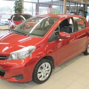 Suosittu Toyota Yaris Active varustetasolla!