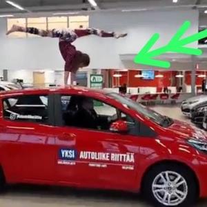 Sunnuntaina upeat YouTube tähdet Elina ja Sofia tavattavissa klo 12 FordStoressa ja klo 14 Vesijärven Autossa Katso lisää tarjouksia ja tapahtumat täältä: https://www.vesijarvenauto.fi/meininki/avajaiset.html